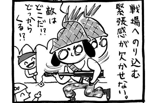 【育児マンガ】カツラ育児はこんなにリスキー!/『トコちゃんとてるてる母さん』