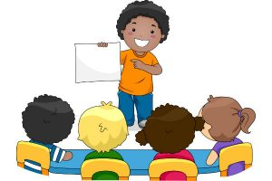 """""""伝える力""""が身につく!海外では定番の幼児プレゼン教育『Show and Tell』を取り入れよう!"""