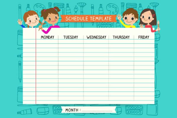 計画力や実行力が身につく!今年の手帳は『はじめての子ども手帳』がおすすめ!