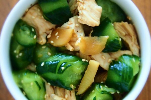 ジメジメ季節に食べたい♪「きゅうり✕ごま油」で即席さっぱり副菜ができちゃった!