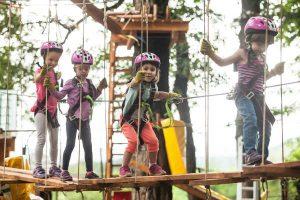 体力、運動能力の向上に最適!子供の外遊びは『フィールドアスレチック』がおすすめ!