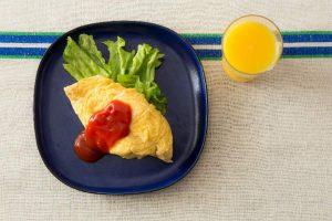 【簡単!おいしい!ポリ袋レシピvol.1】ポリ袋レシピの基本『オムレツ』の作り方