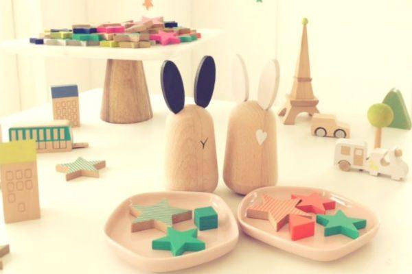 出産祝いでもらって嬉しい!ハイセンスなギフト~vol.1~『kiko+ and gg*』の木製おもちゃ