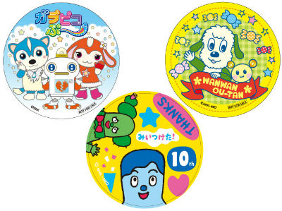 NHK-Character POP UP SHOP FOR KIDS