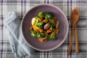 【簡単!おいしい!ポリ袋レシピvol.4】栄養満点!野菜たっぷりレシピ『温野菜のポン酢生クリーム和え』『大根の治部煮』
