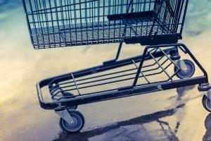 全国のスーパーに導入して欲しい!『キッズステップカート』が買い物に助かる!
