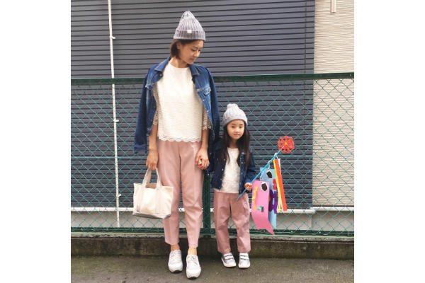 みんなのInstagram投稿紹介【#ママプ親子コーデvol.12】