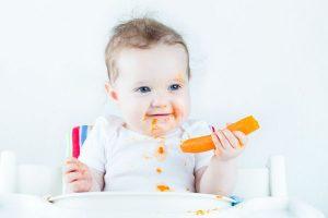 【写真で解説】離乳食後期(9~11ヶ月)への移行はいつから?量の目安は?