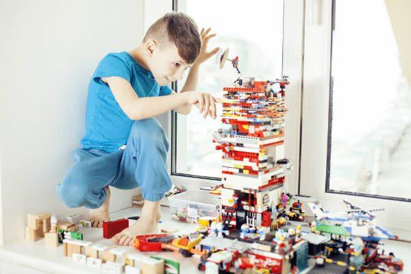 創造力や集中力にあっぱれ!子どもが自分で作った発想豊かな『LEGO作品』たち