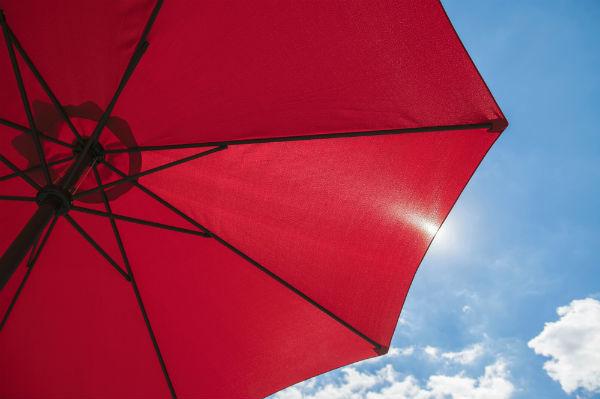 メンズ日傘