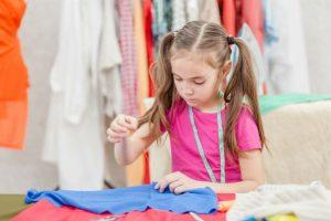 子どものお裁縫はいつから?親子でできるお裁縫のすすめと注意点