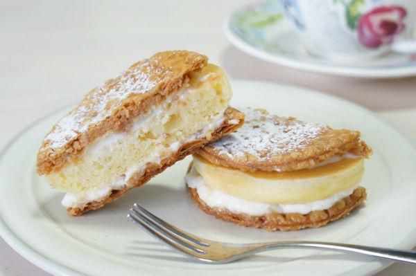 パンケーキをパイでサンド!?FLIPPER'S『パンケーキパイ』は、パリパリ・モチモチのW食感