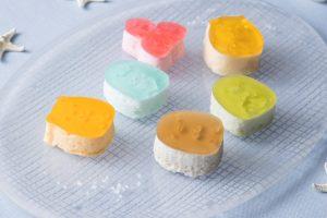 夏にぴったり!涼しくてかわいい!『食感』を楽しむお菓子レシピ【自由研究におススメ】